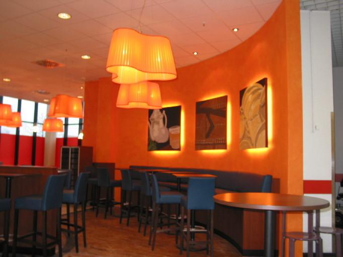 Wand Gestaltung Malerei : Wandgestaltung malerei von wandbildern auf