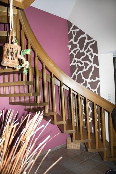 das treppenhaus ist hufig der erste eindruck eines gebudes mit kratz und wasserfesten farben oder lackanstrichen gestalten wir auch ihr treppenhaus und - Bilder Treppenhaus Gestalten