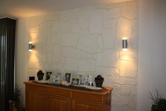 maler spiller malerarbeiten mit stil steinimitation. Black Bedroom Furniture Sets. Home Design Ideas